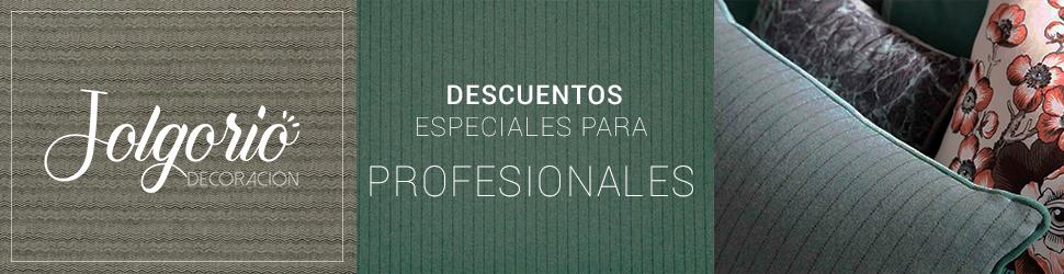 Descuentos para profesionales
